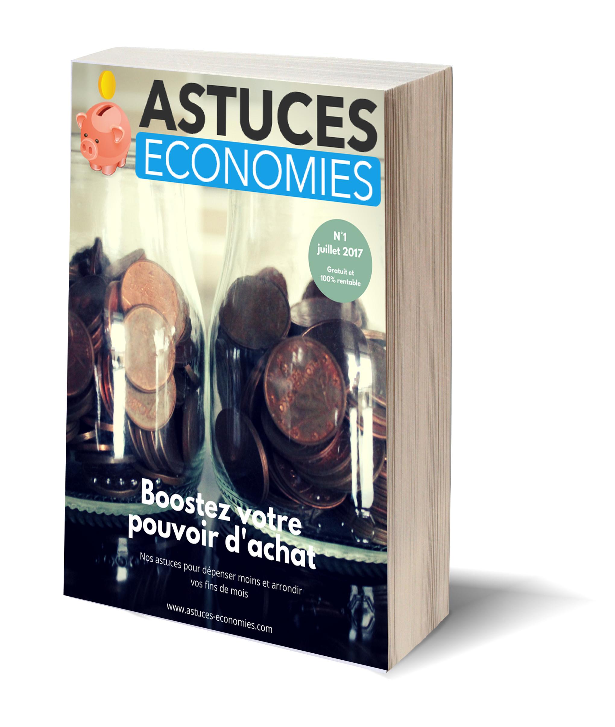 Découvrez le magazine astuces economies
